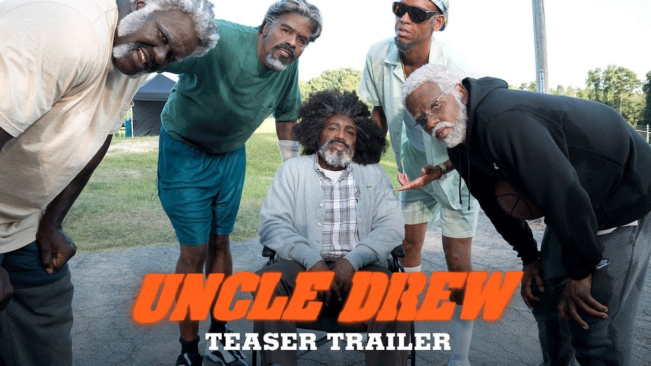 Kyrie Irving's 'Uncle Drew' movie is a real thing and here's its trailer