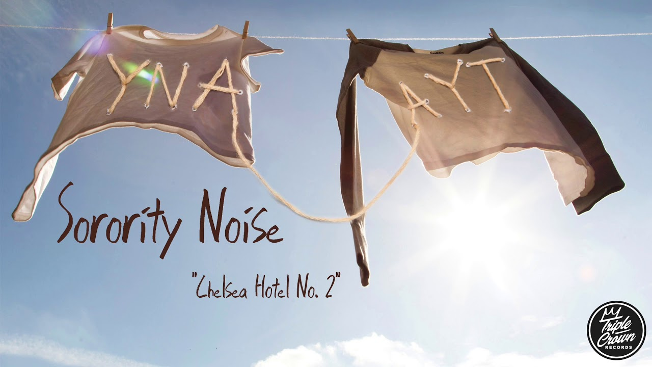 """Sorority Noise announce acoustic album and release haunting cover of """"Chelsea Hotel #2"""""""