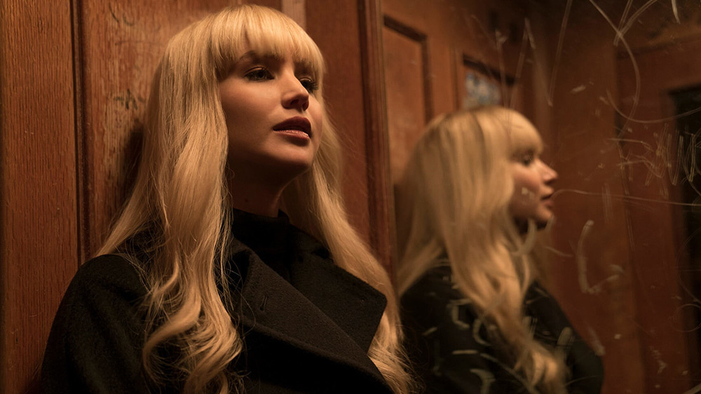 'Red Sparrow' doesn't know if it wants you to cringe or weep