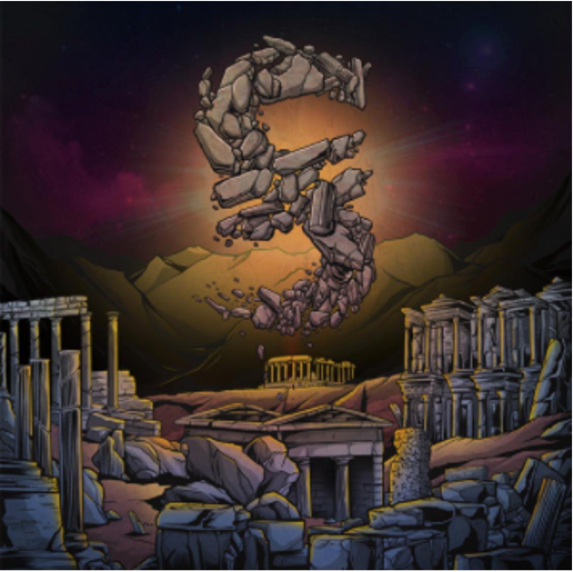 Secrets self-titled album art