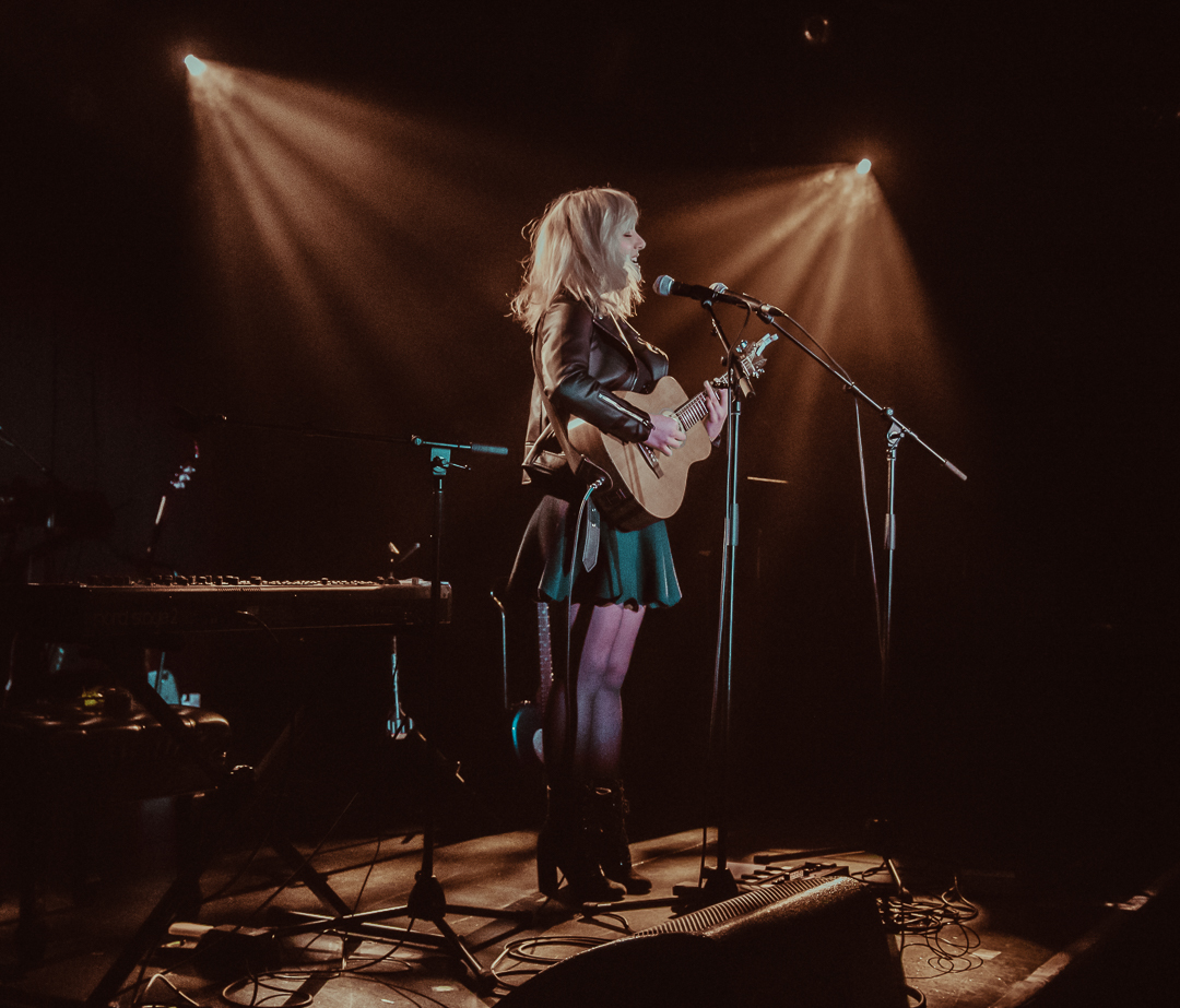 LIVE: Hailey Knox Brings Flavor and Confidence To Her Hometown Show