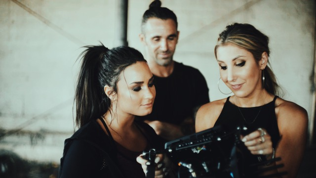 A discussion with Hannah Lux Davis, the director behind Ariana Grande, Demi Lovato and more