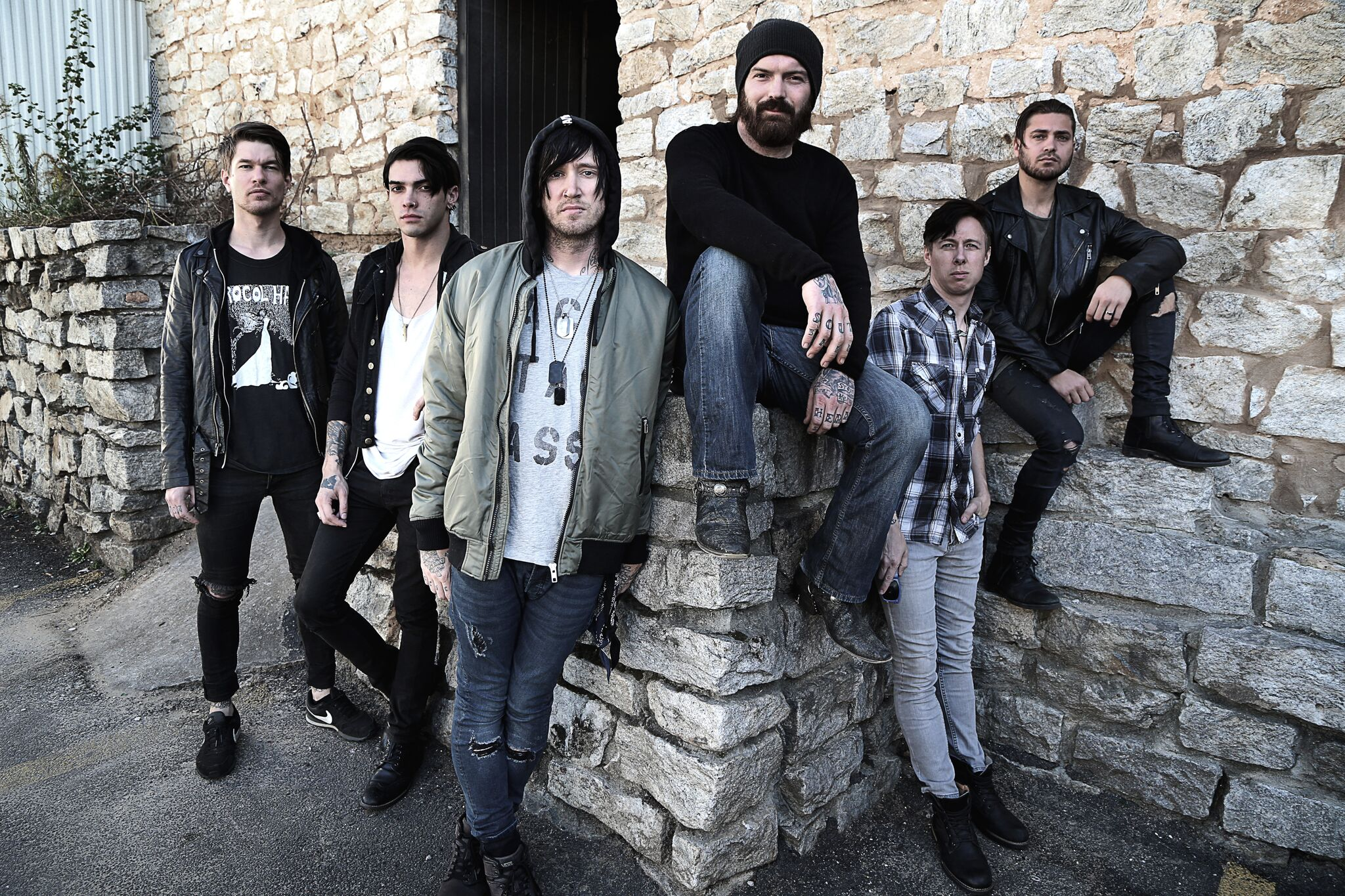 "PREMIERE: Alesana tie up loose ends with ""The Coward"" + release 'The Lost Chapters'"