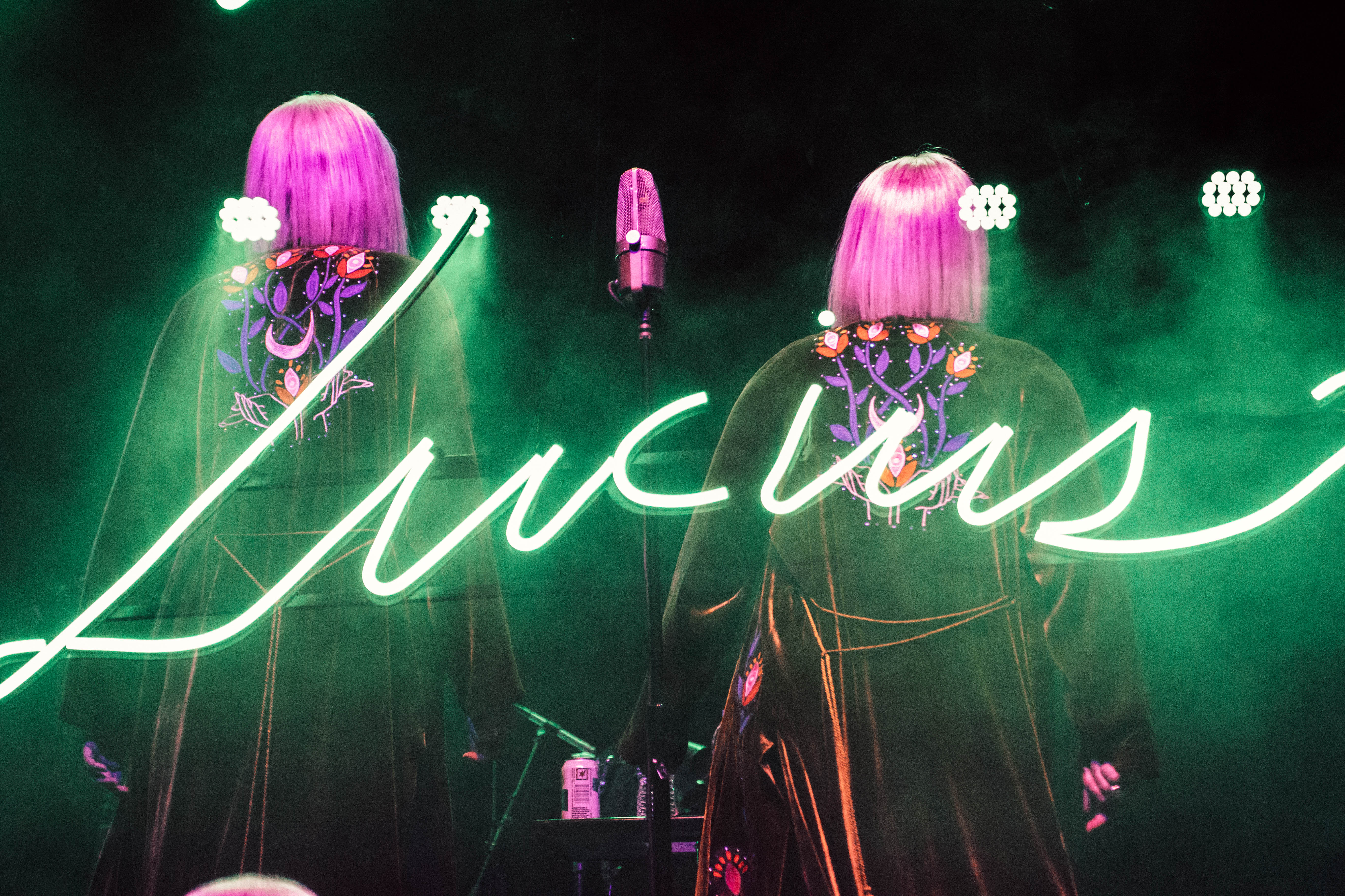 LIVE REVIEW: Lucius' acoustic tour is filled with love and harmony