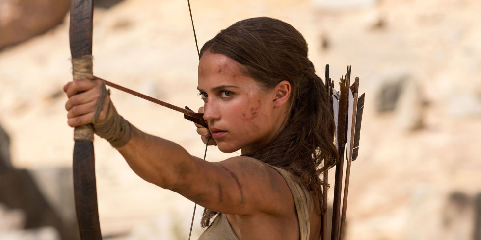 'Tomb Raider' struggles to be different, or exist at all