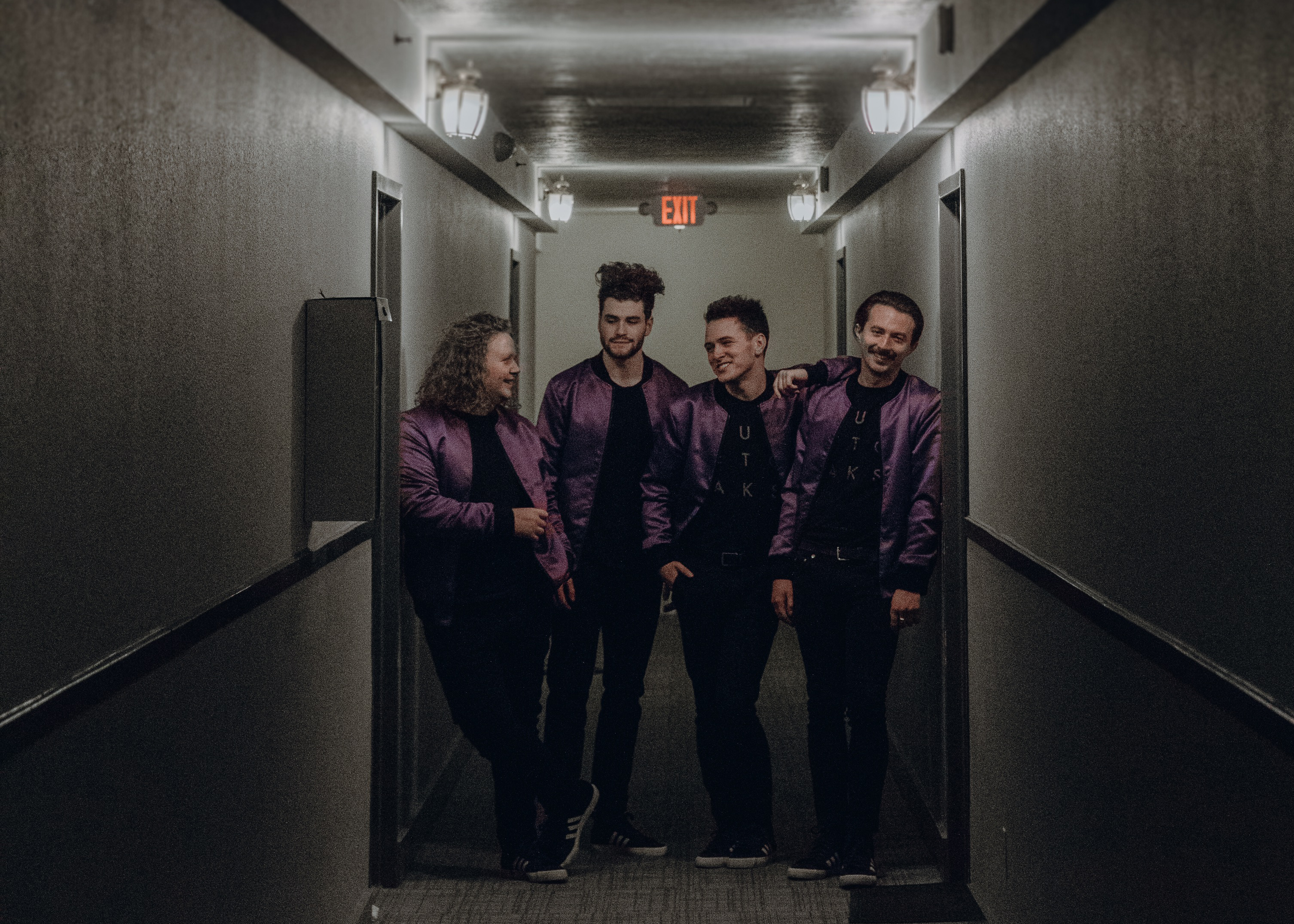 """PREMIERE: Ugly Boys channel Prom '88 on """"Old News"""""""