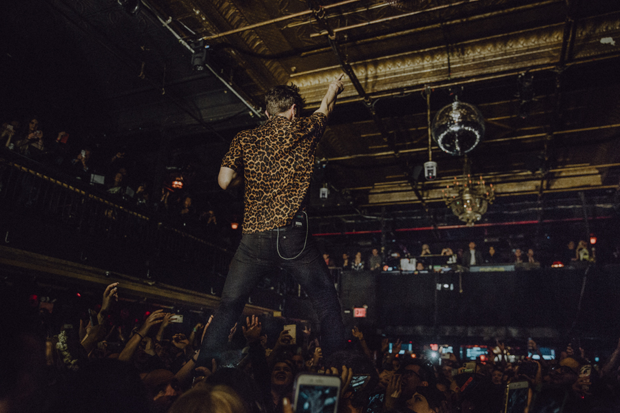 Live Review: New Politics captivate the crowd atNew York City's Irving Plaza