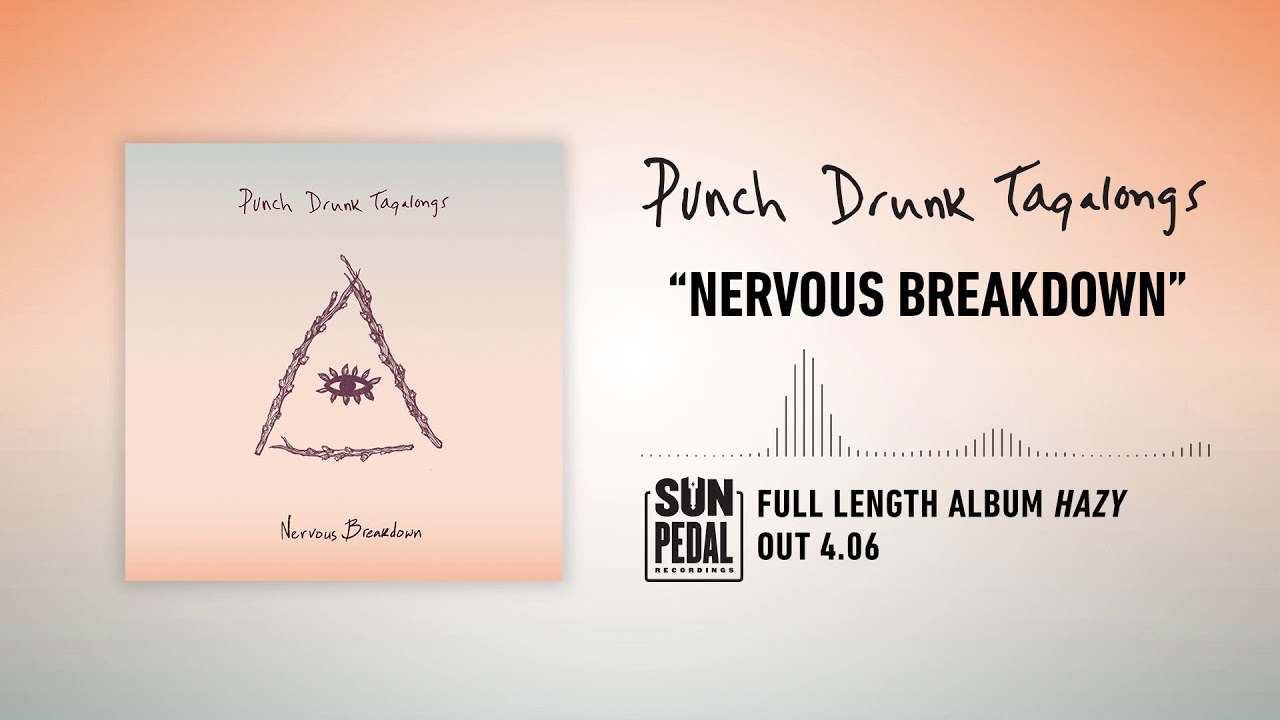 """PREMIERE: Punch Drunk Tagalongs bring all of the mania of anxiety to their new track, """"Nervous Breakdown"""""""