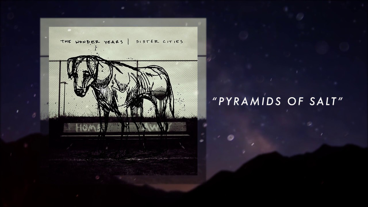 """The Wonder Years continue to push musical boundaries on new song """"Pyramids of Salt"""""""