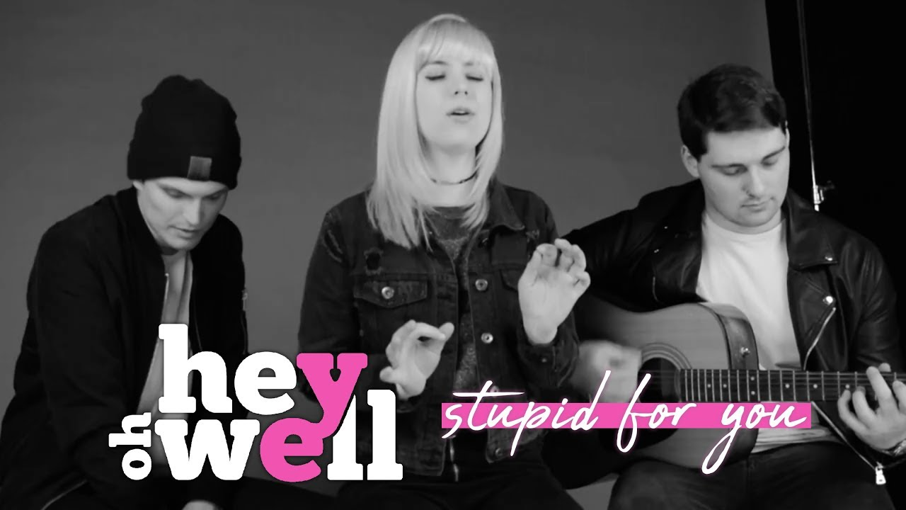 "Heyohwell release cover of Waterparks' ""Stupid for You"""