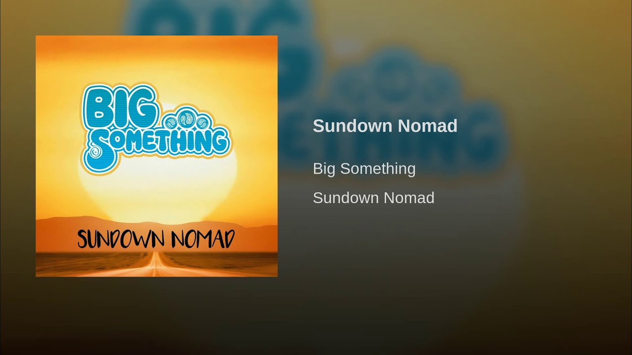 """Big Something announce new album, 'The Otherside' and release first single """"Sundown Nomad"""""""