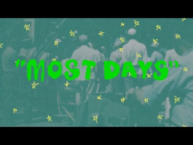 "PREMIERE: Melted free fall through the motions in the ""Most Days"" music video"