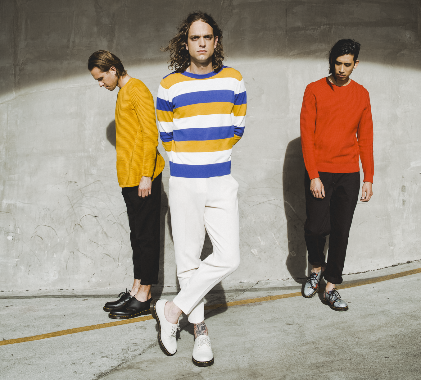 INTERVIEW: Sir Sly – Channeling Pain into Passion