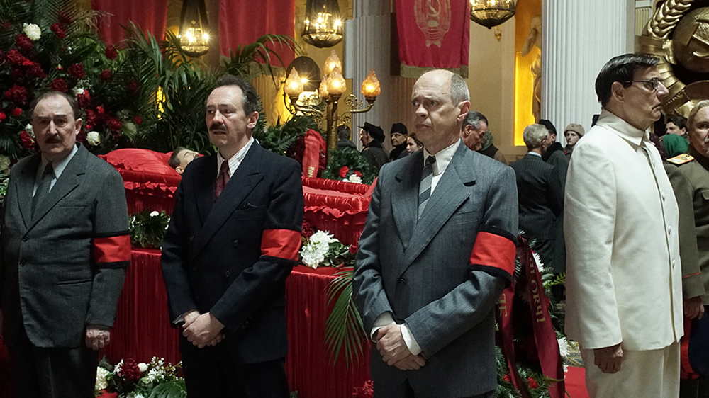 'The Death of Stalin' finds humor in the inhumane