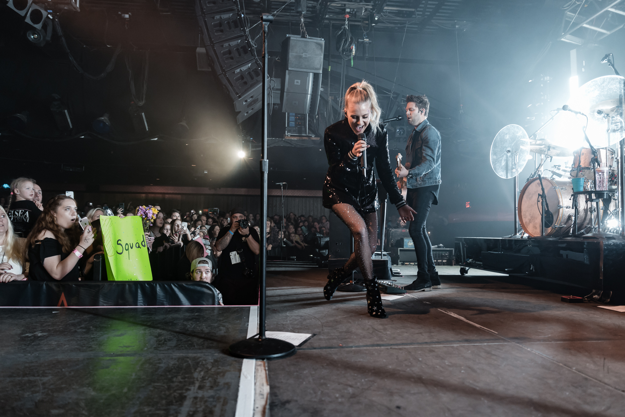 LIVE REVIEW: Kelsea Ballerini and Walker Hayes prove country isn't just for Nashville