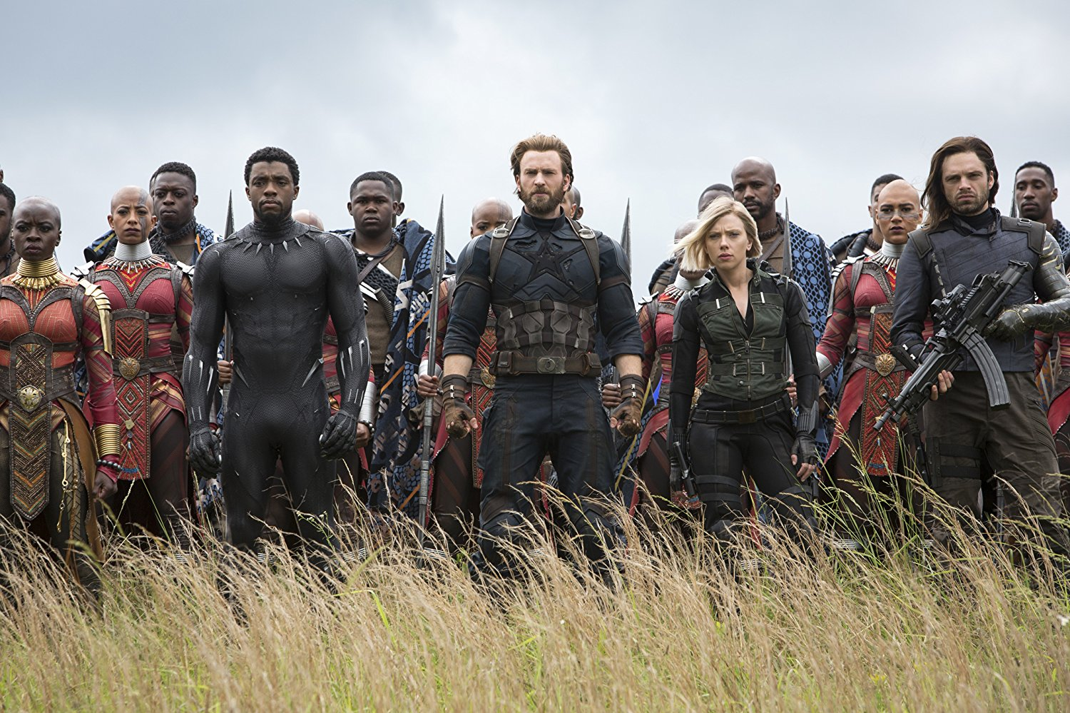 'Avengers: Infinity War' harkens back to its roots with an intense story