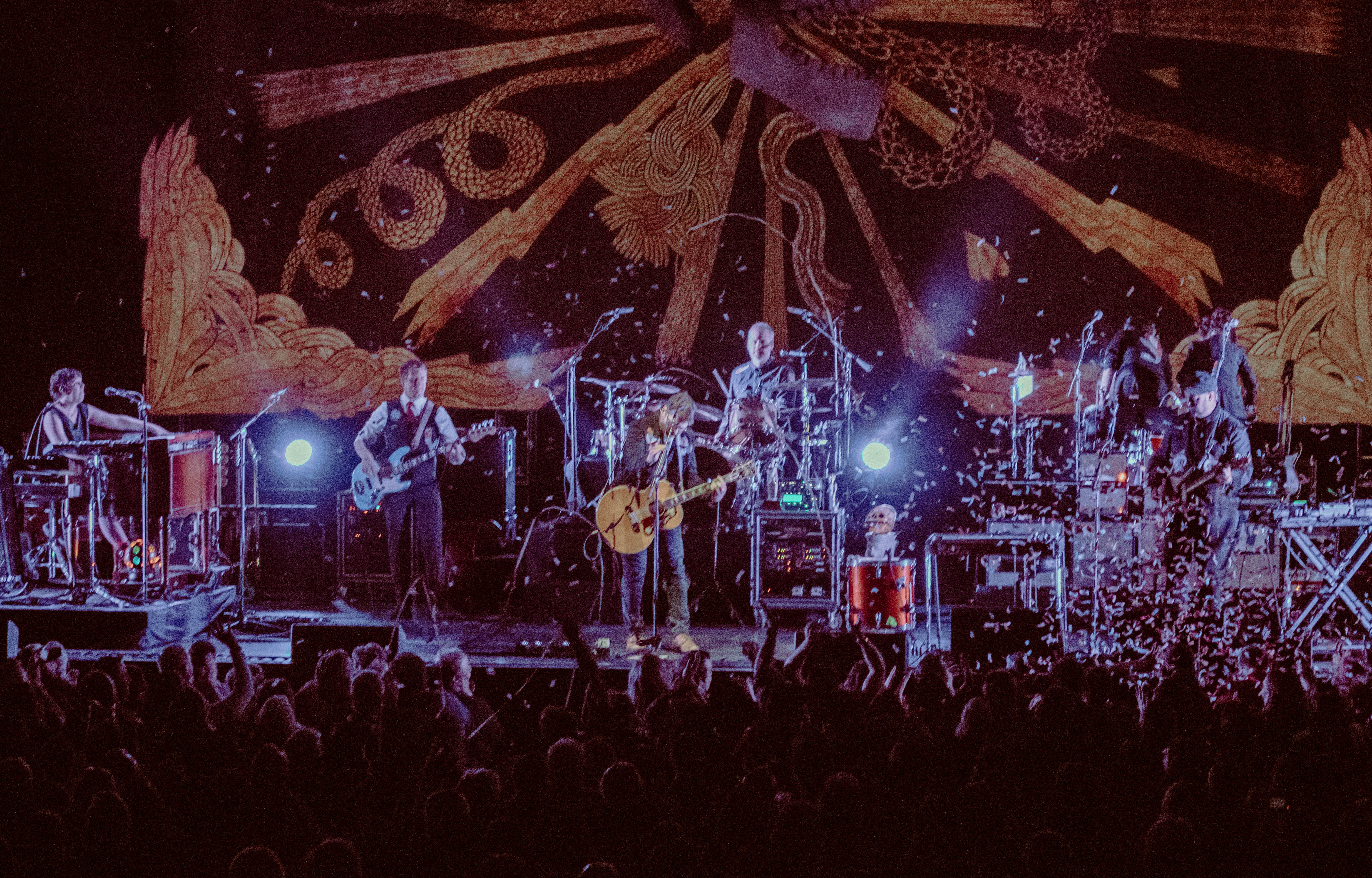 LIVE REVIEW: The Decemberists take us whaling in Chicago