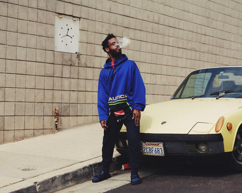 Producer Knxwledge releases 'Gladwemet' EP