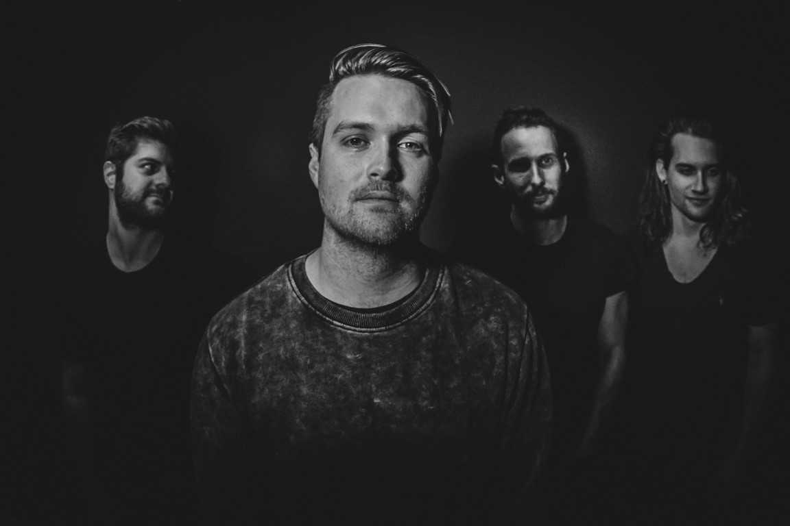 """PREMIERE: NEW LANGUAGE confront the world around them on """"Give In"""""""