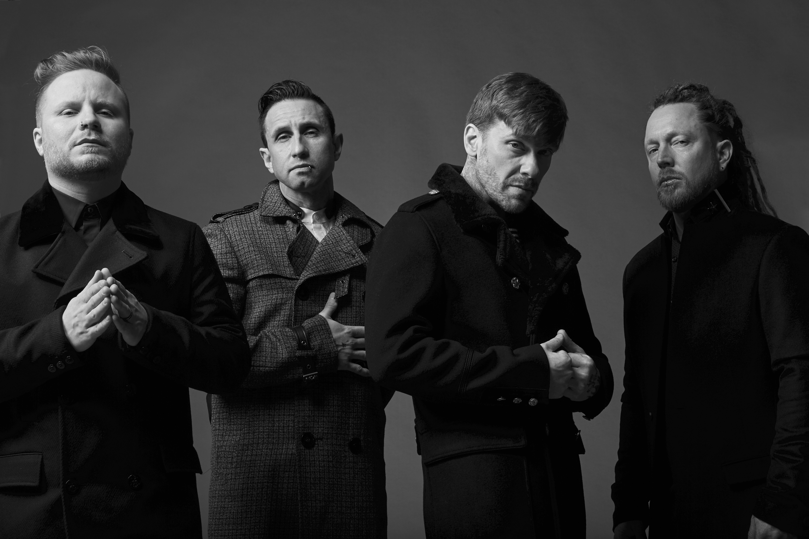 INTERVIEW: Brent Smith of Shinedown talks 'ATTENTION ATTENTION,' mental health, and respecting one another