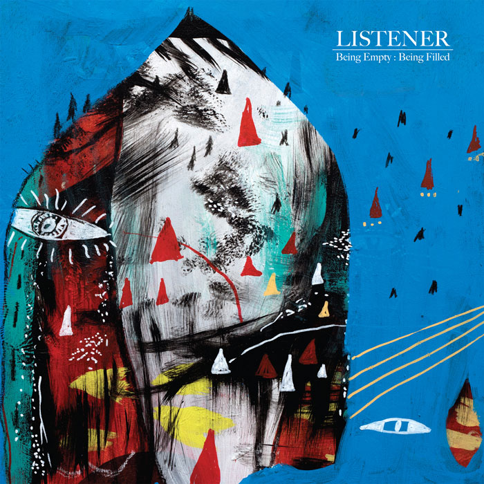 """Listener offers up punchy, power chord filled """"Being Empty : Being Filled"""""""