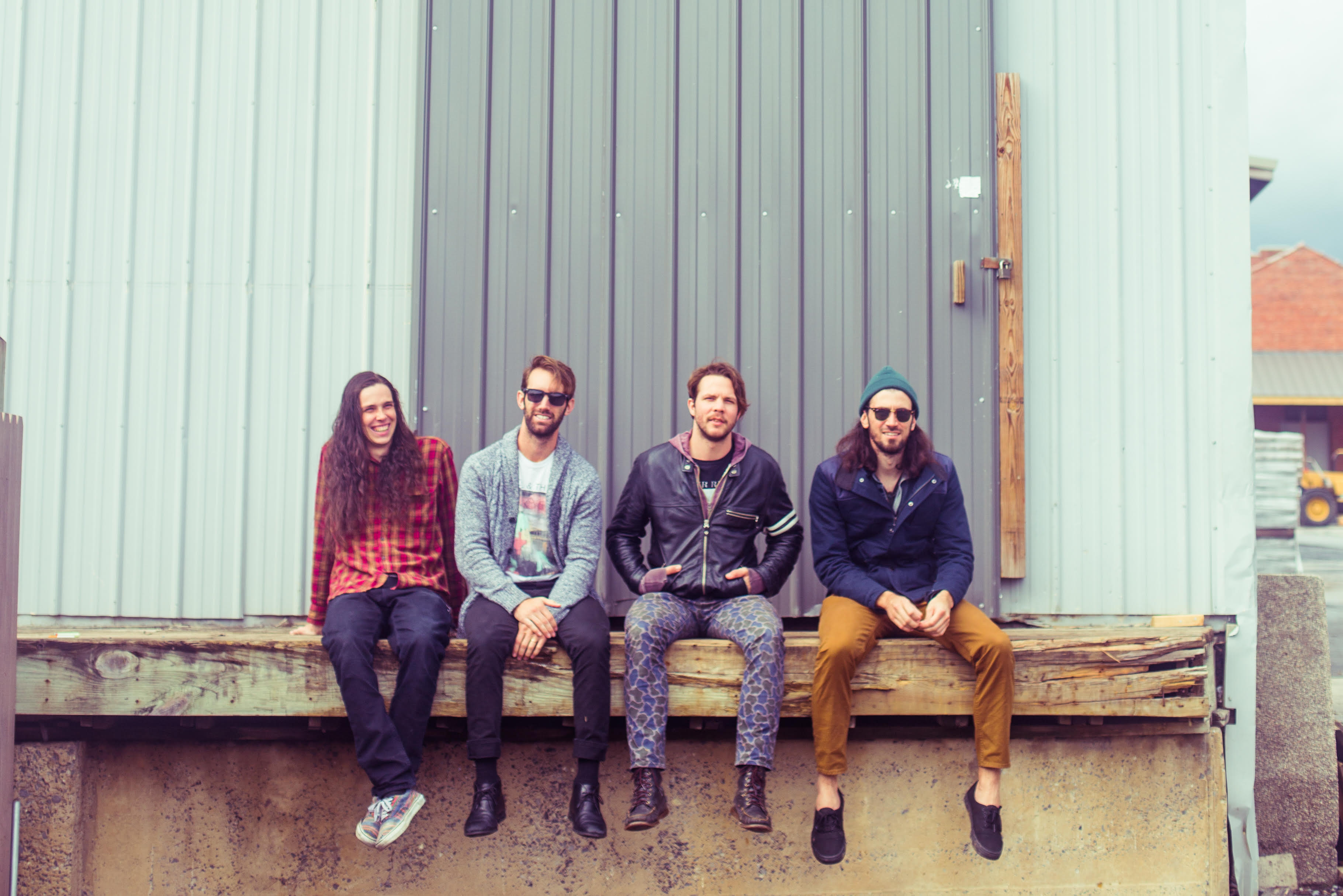 PREMIERE: Mammoth Indigo paint a somber portrait of life on 'Wilt'