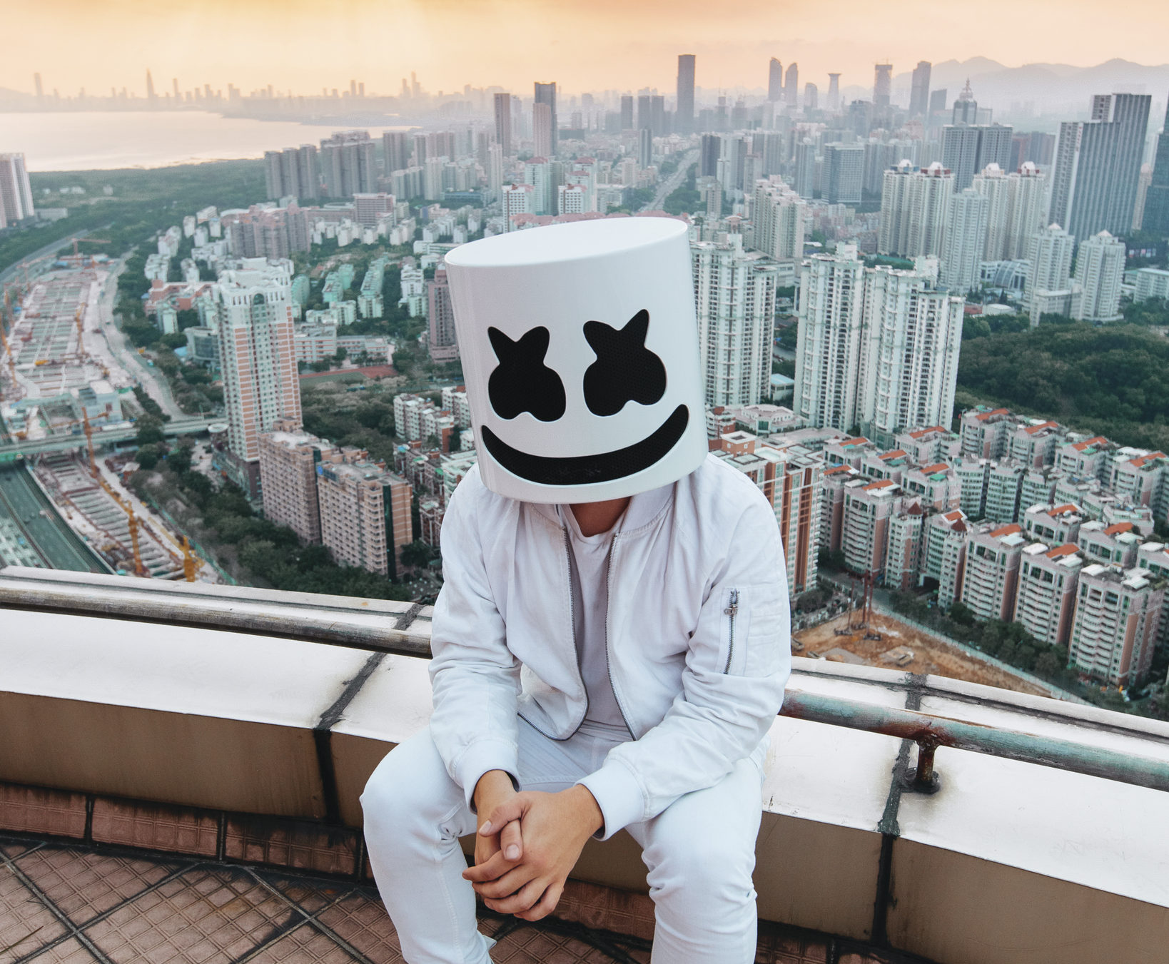 Marshmello: One crazy night with music's silent sensation