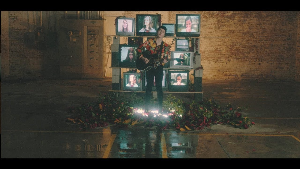 "PREMIERE: Goody Grace gets nostalgic for a lost love ""Pretend"" video"