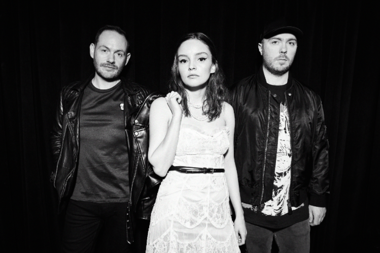 CHVRCHES announce North American Tour