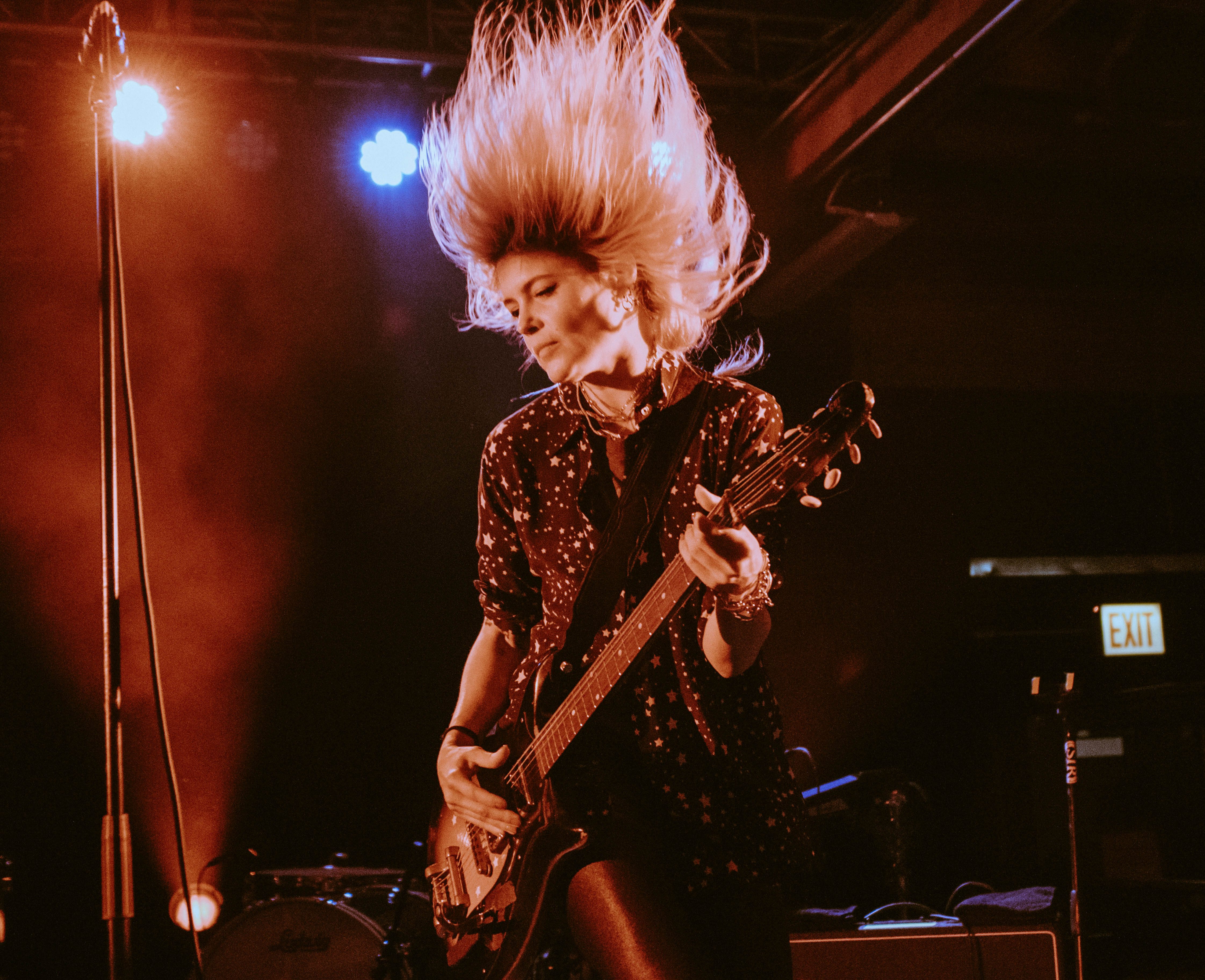 The Kills celebrate female skaters with performance at House of Vans