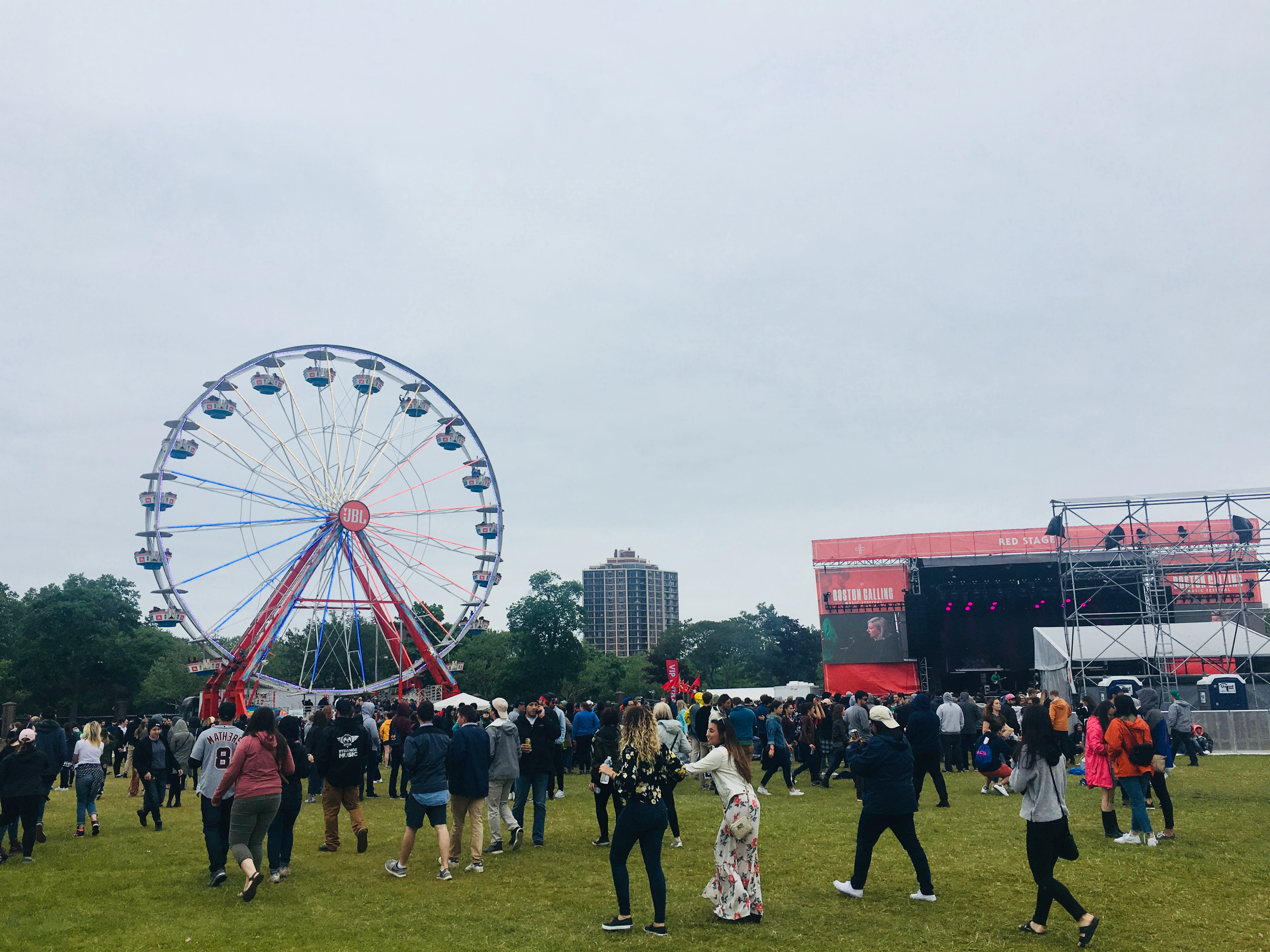 Boston Calling Day 3 Highlights: Alvvays and hecklers in the comedy arena