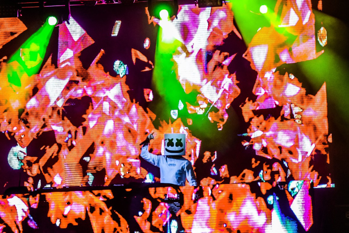 LIVE REVIEW: #FEST celebrates all things EDM and hiphopwith performances from Marshmello, RL Grime, Lil Uzi Vert, and more