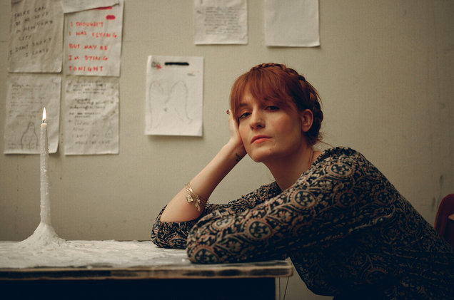 "Florence + The Machine announce new album and release single ""Hunger"""