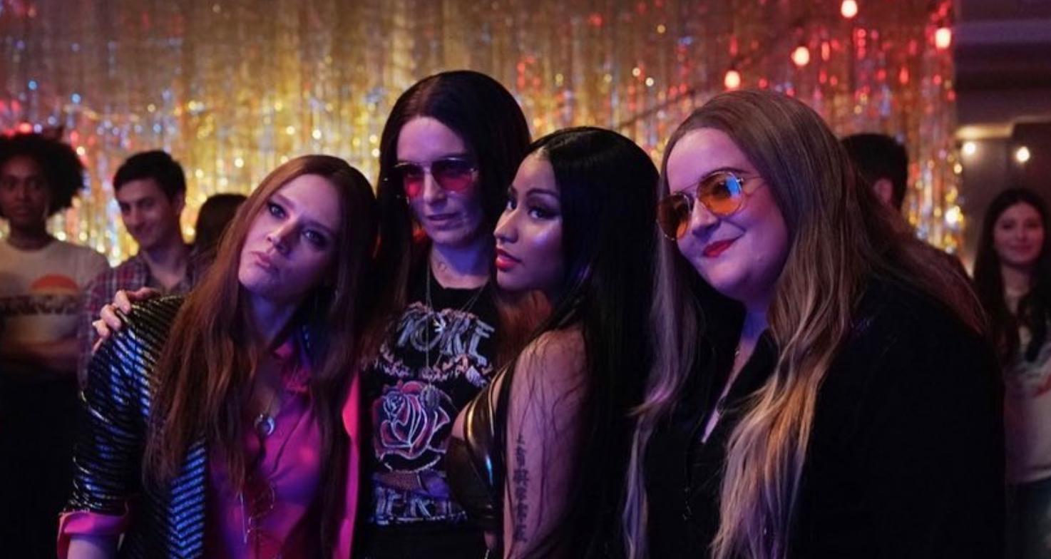 SNL sketch parodies HAIM with Tina Fey, Aidy Bryant, Kate McKinnon and Nicki Minaj