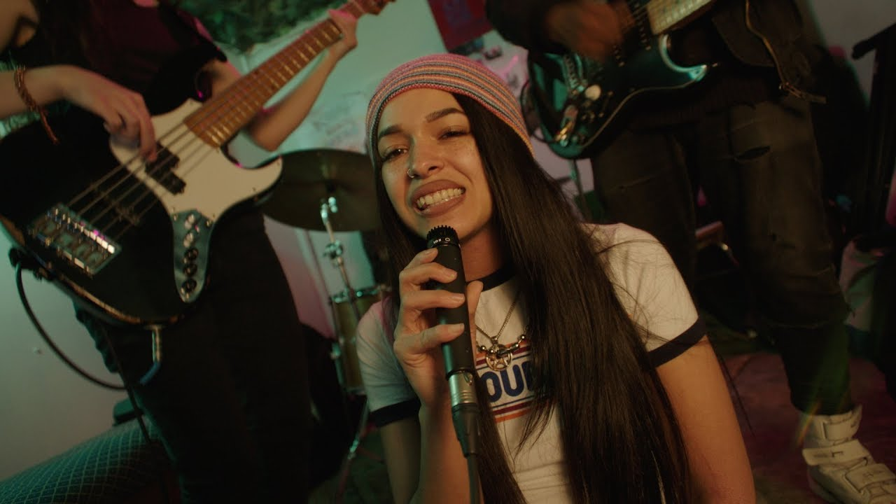 "Princess Nokia releases new video for ""LOOK UP KID"""