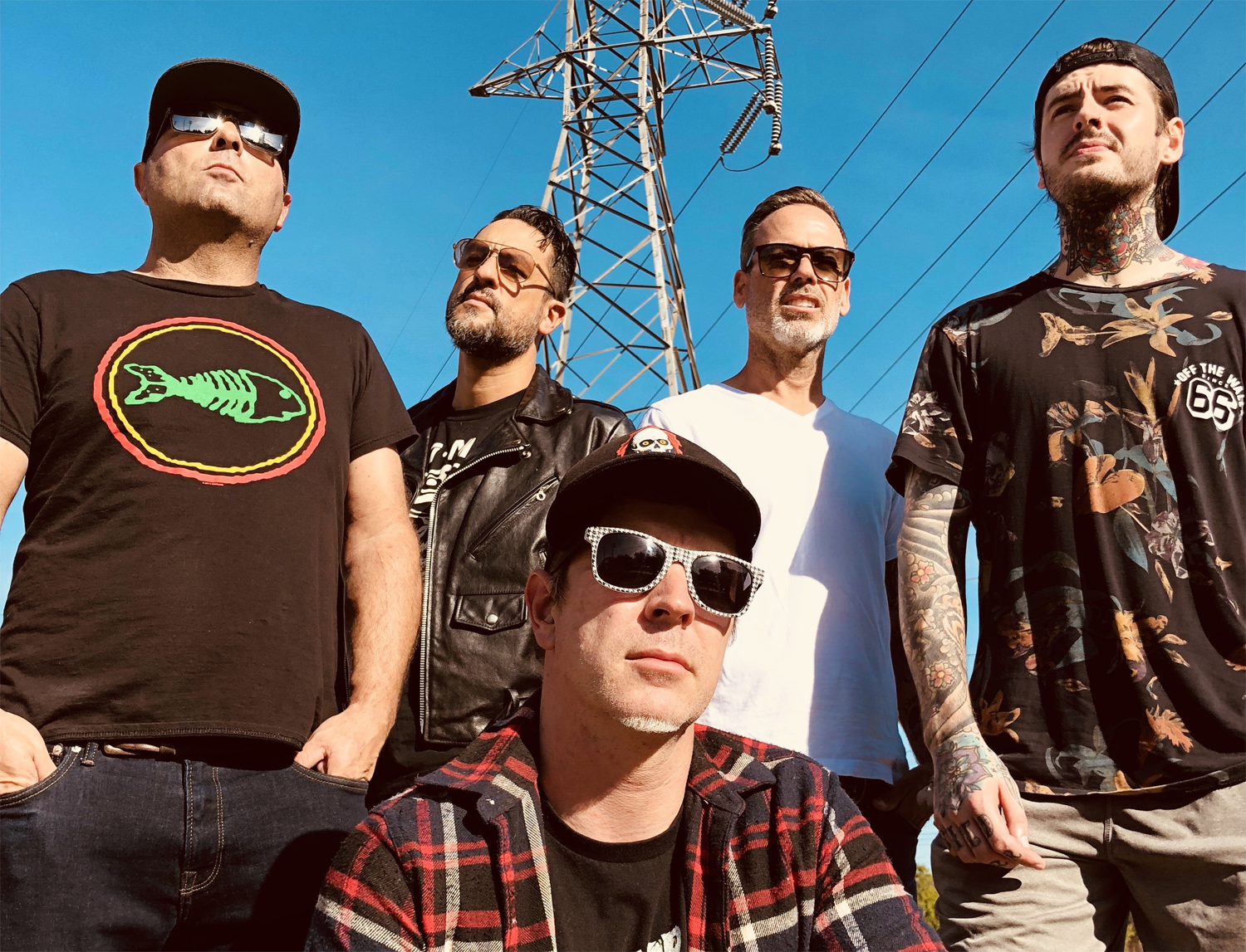 PREMIERE: Strung Out trade aggression for reflection on 'Black Out The Sky'