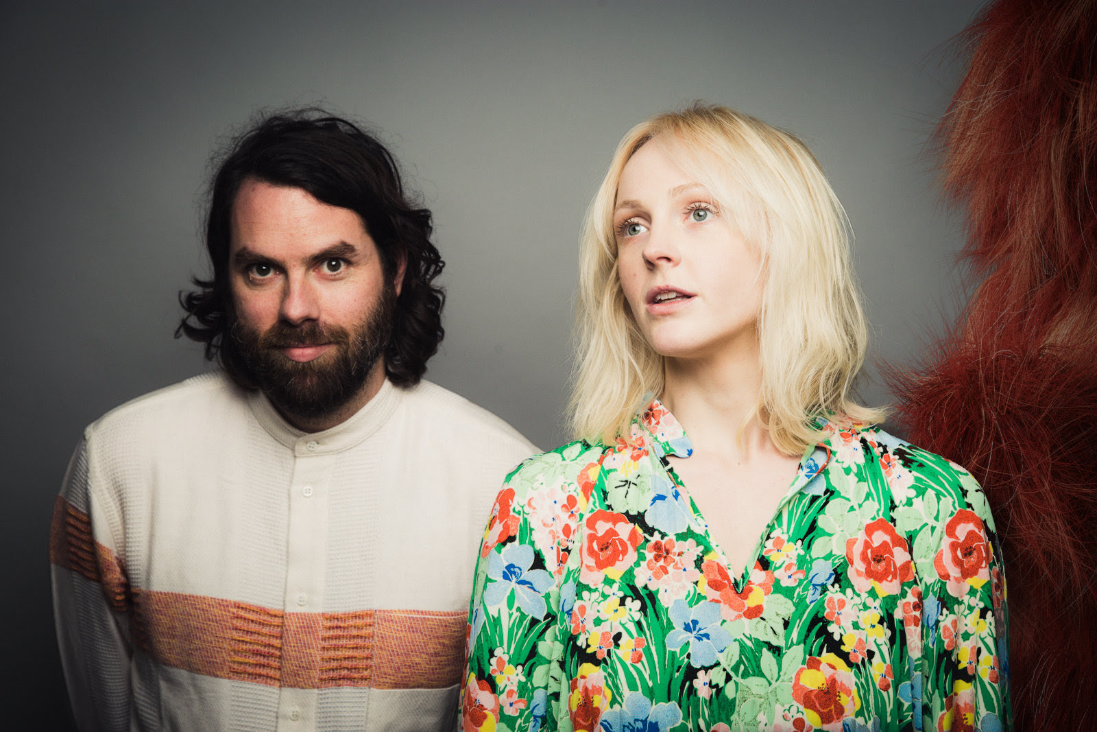 LUMP's Mike Lindsay talks working with Laura Marling, purple furry Yetis