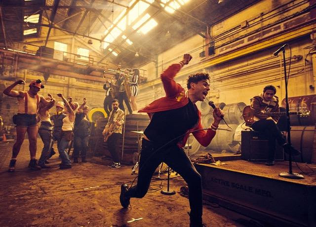 "Arkells ‏return with video for their soulful, political anthem ""People's Champ"""