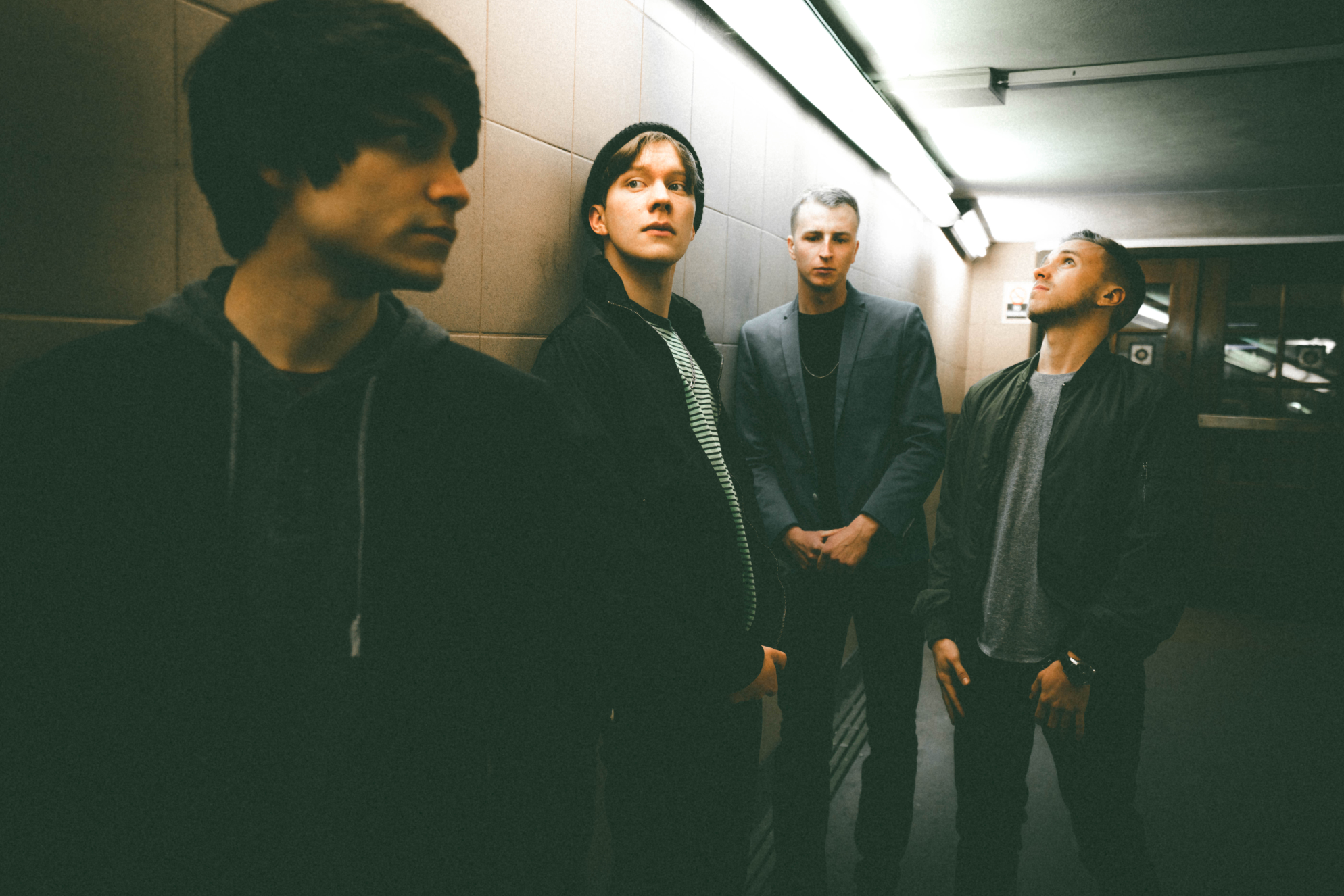 """PREMIERE: Detour North release throwback-sounding """"Blackmail"""""""