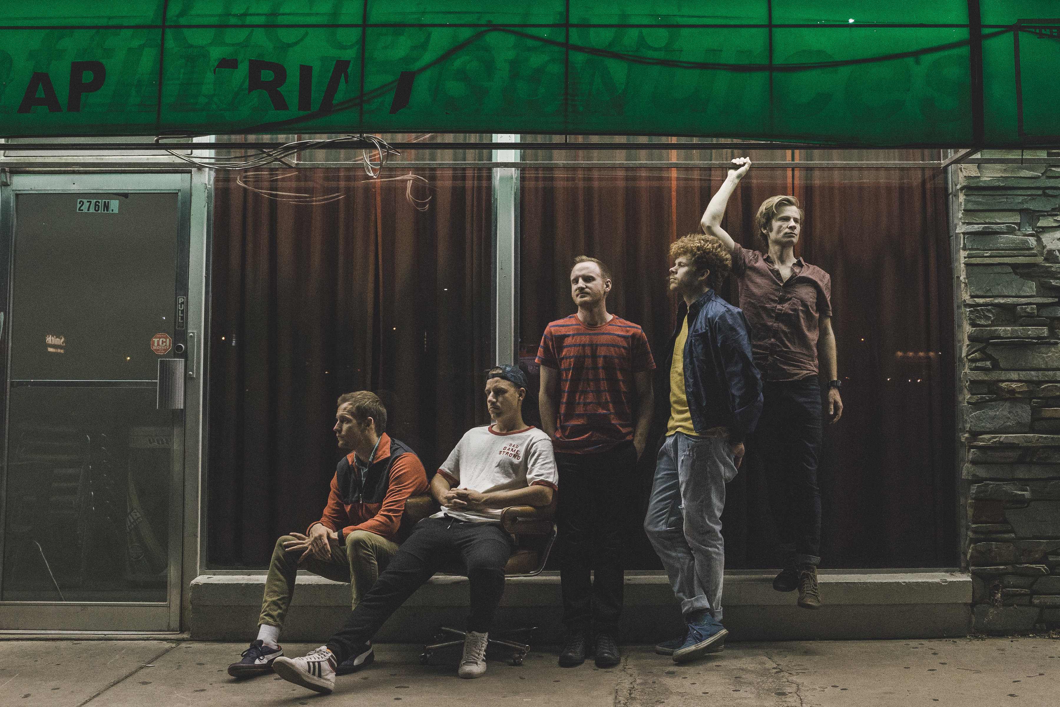 """PREMIERE: Festive People will take you back to the 70's with """"Hostage"""""""