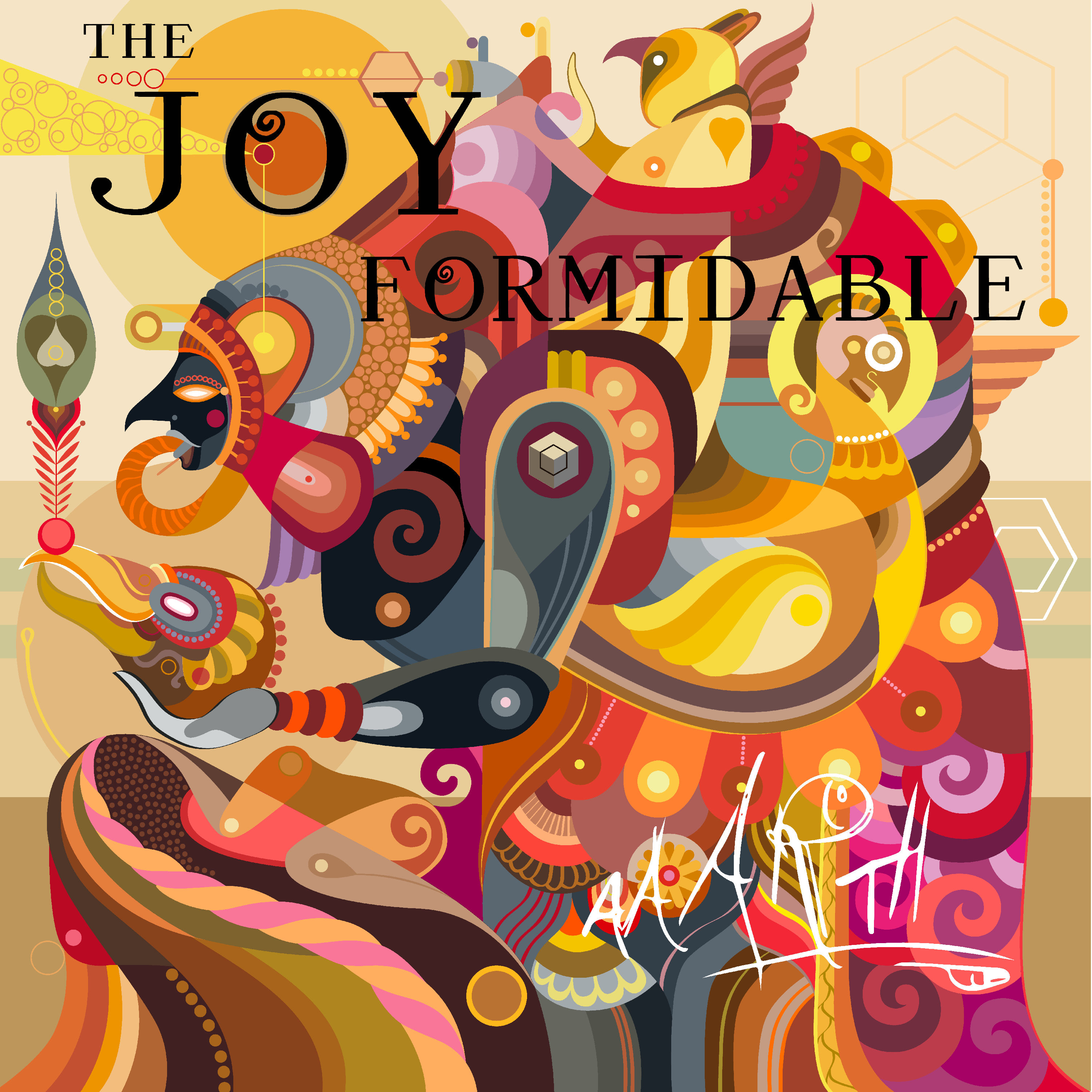 The Joy Formidable are returning this fall with 4th album 'AAARTH'