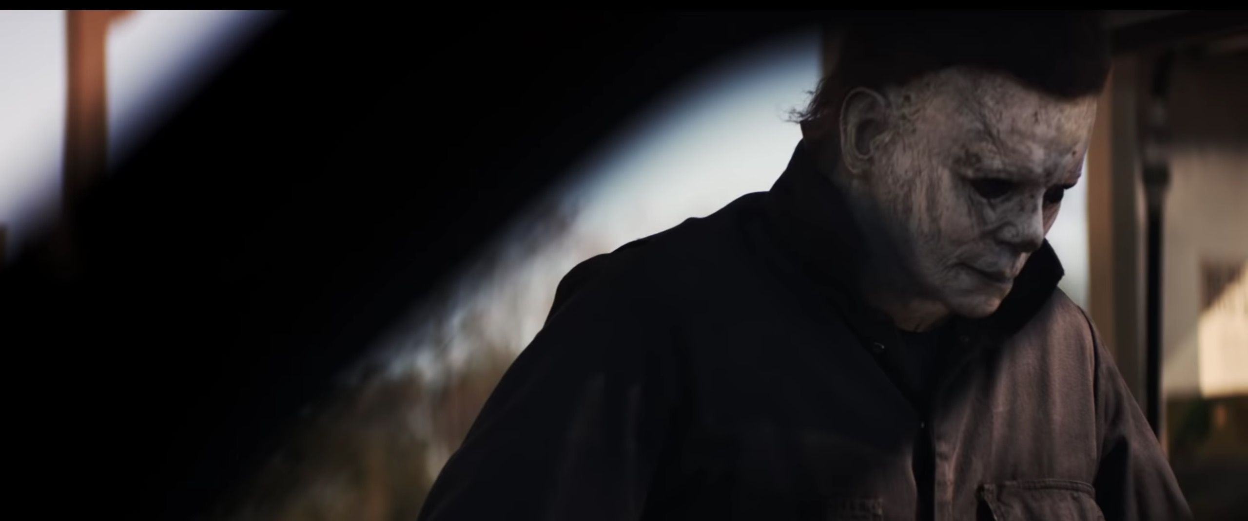 Michael Myers and Laurie Strode face off again in first 'Halloween' trailer