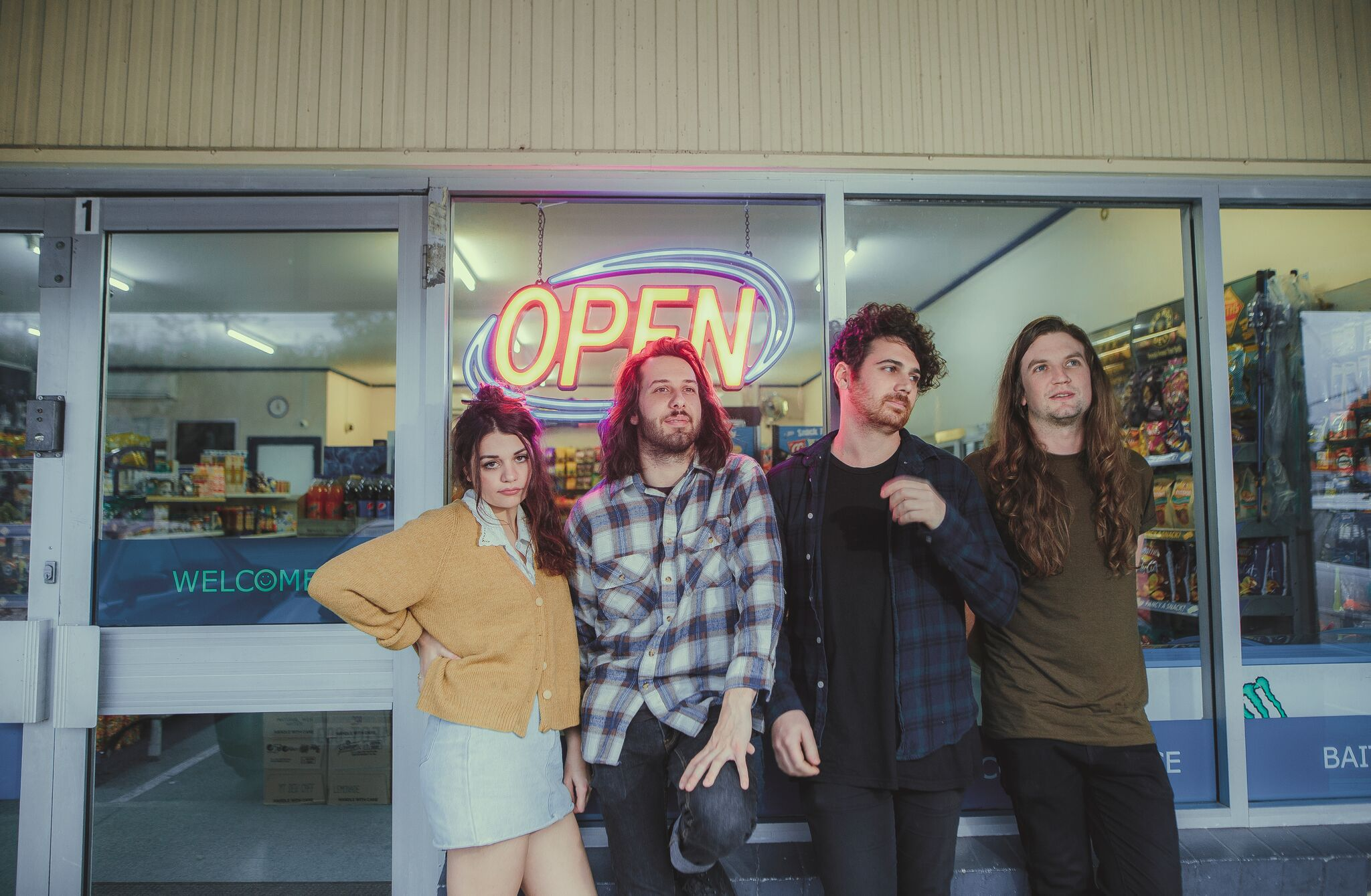 PREMIERE: Tired Lion bring their flavor of Australian punk-rock to America with 'Dumb Days'