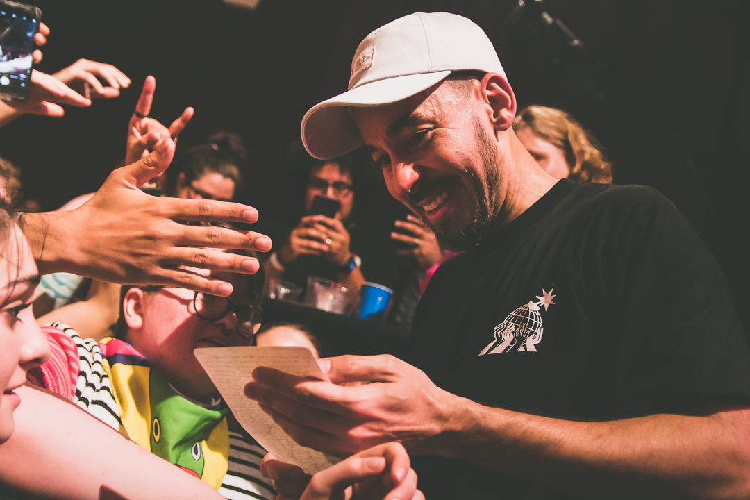 PHOTOS: Mike Shinoda honors a friend and heals with friends during 'post traumatic' release show