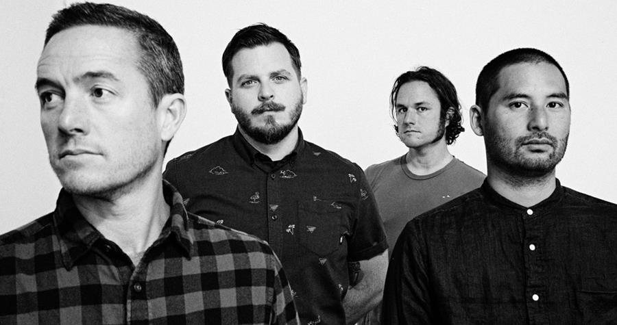 "Thrice release industrial influenced new single ""Only Us"""