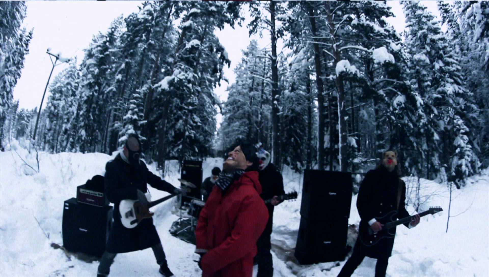 The Blue Collar Army take us to 'NORRLAND' on new LP