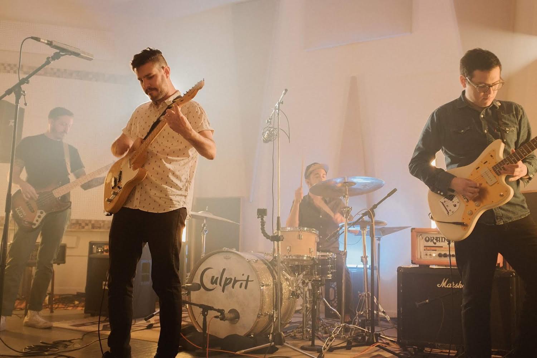 "PREMIERE: Culprit bring ""Denali"" to life in Music Human Session"