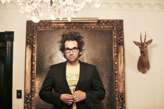 """Motion City Soundtrack's Justin Courtney Pierre releases new solo song """"In the Drink"""""""