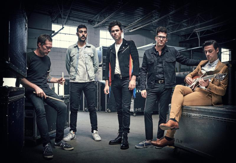 """Watch Arkells' iPhone 11 shot music video for """"Quitting You ..."""