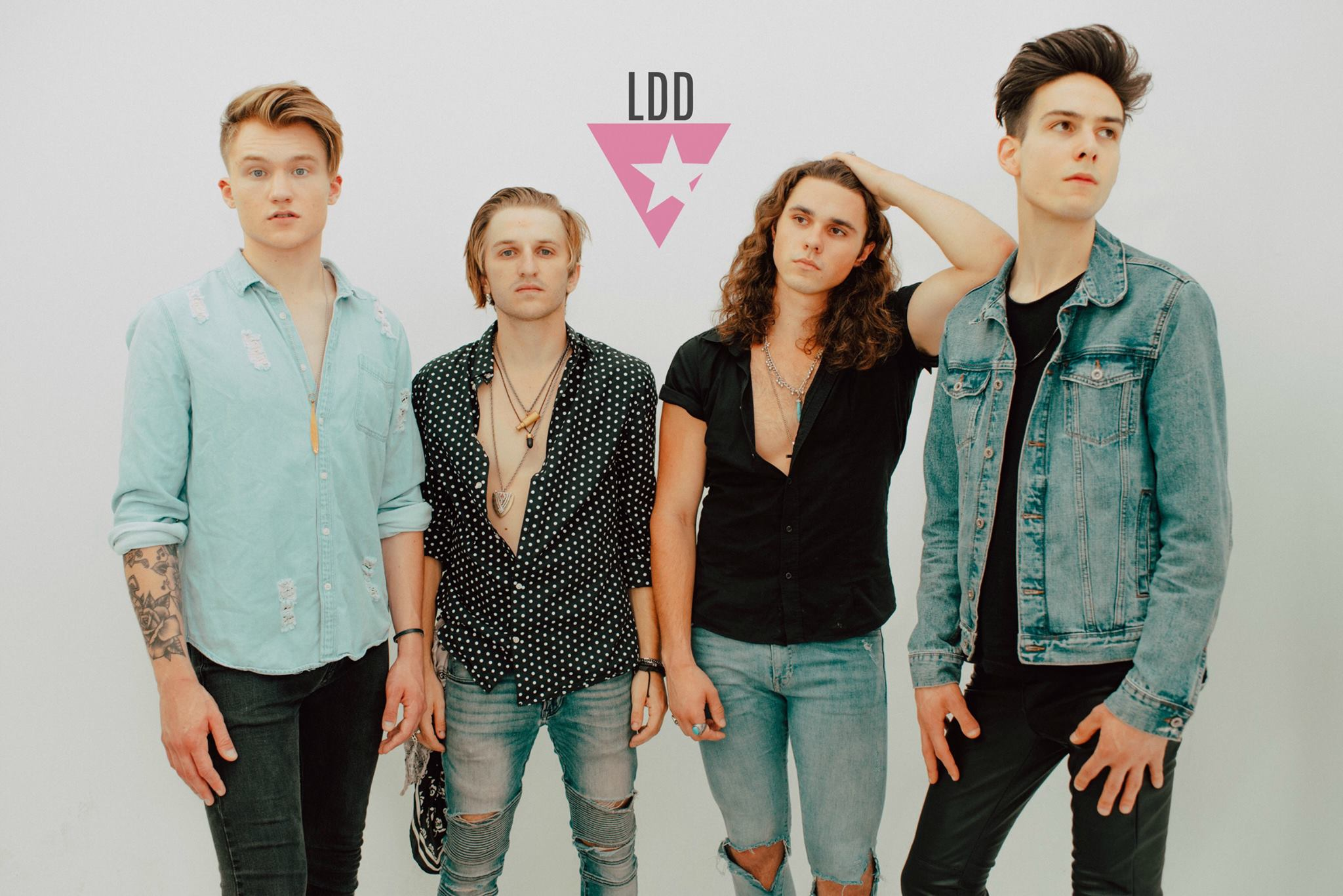 INTERVIEW: Liberty Deep Down discuss '4Get Ur Face,' acoustic EP, and more